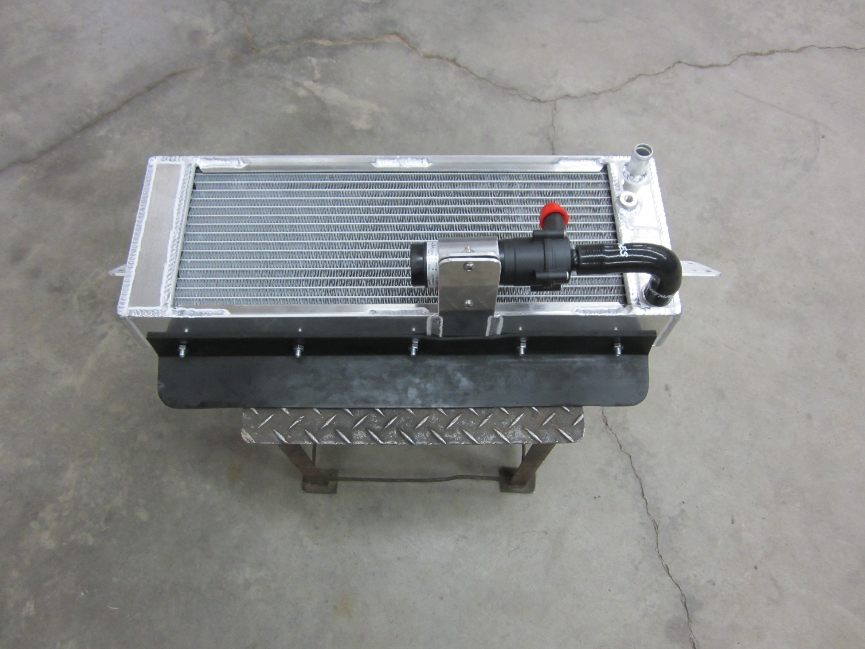 SM Race Intercooler | News, GMC Syclone and Typhoon